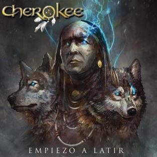 Cherokee - Empiezo A Latir front